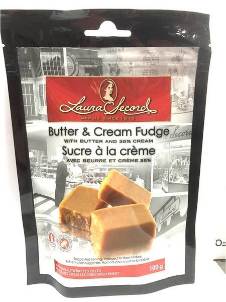 Laura Secord Butter & Cream Fudge