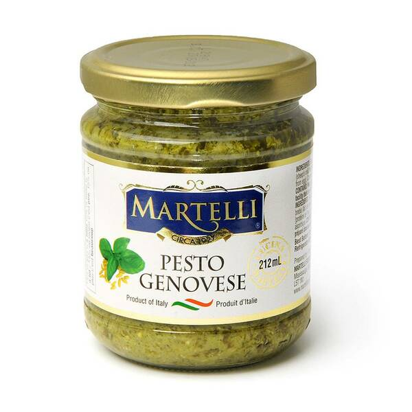 Martelli Pesto Genovese 212 ml