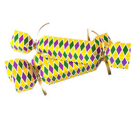 Mardi Gras Party Crackers