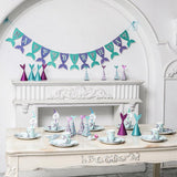 Mermaid Tail Party Favour Box - Table Display