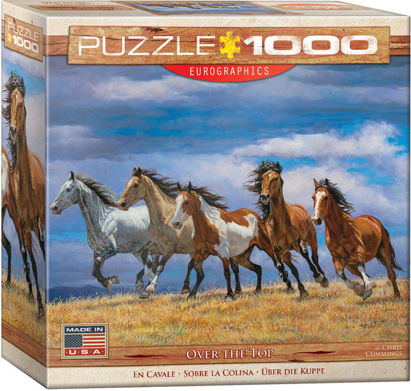 "Jigsaw Puzzle | ""Over the Top"""