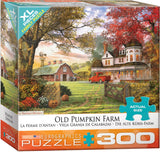 "Jigsaw Puzzle | ""The Pumpkin Farm"" - 300 pieces"