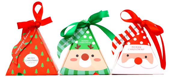 "Christmas Crackers | ""The Holiday Pyramids"""