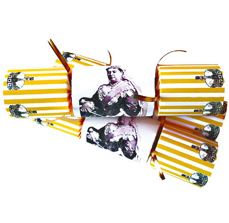 "Victoria Day Party Crackers | ""Long Live the Queen"""