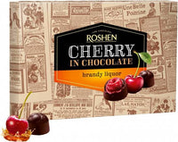 Roshen Cherry in Chocolate - BRANDY LIQUOR