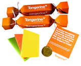 Custom Branded Logo Cracker for Tangerine Banking Campaign