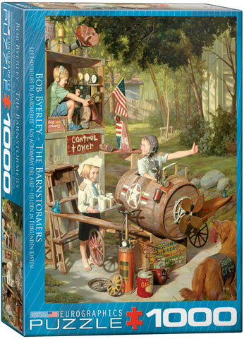 "Jigsaw Puzzle | ""The Barnstormers"""