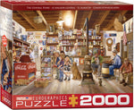 "Cottage Jigsaw Puzzle | ""The General Store"""