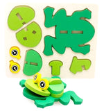 Kids' Wooden Puzzles