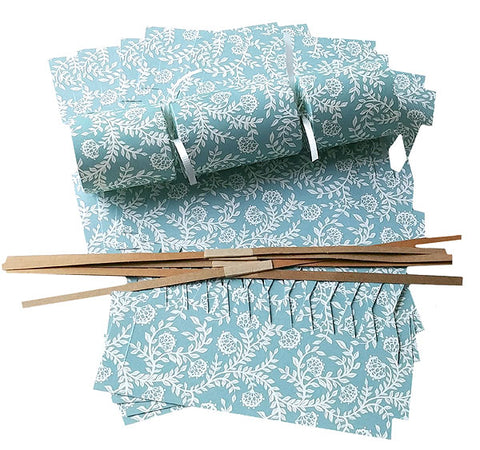 "Wedding Crackers Kit | ""Wedgewood Blue"""