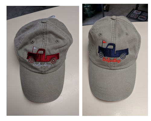Tailgating Hats
