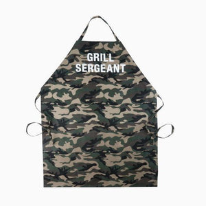 Grill Sergeant Apron