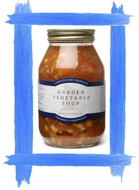 Garden Vegetable Soup 32 Oz