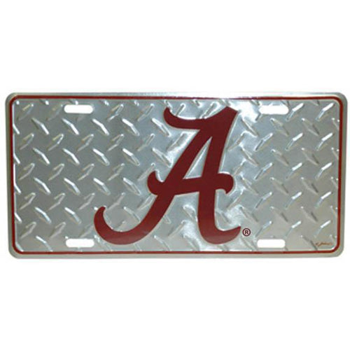 Al License Plate Diamond
