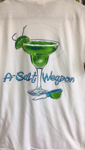 A Salt Weapon Drink Margarita T-Shirt