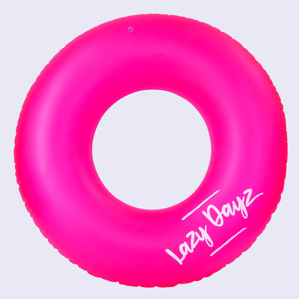 Inflatable Swim Ring - Lazy Dayz