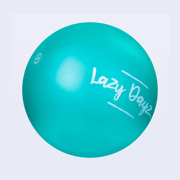 Inflatable Jumbo Beach Ball - Lazy Dayz