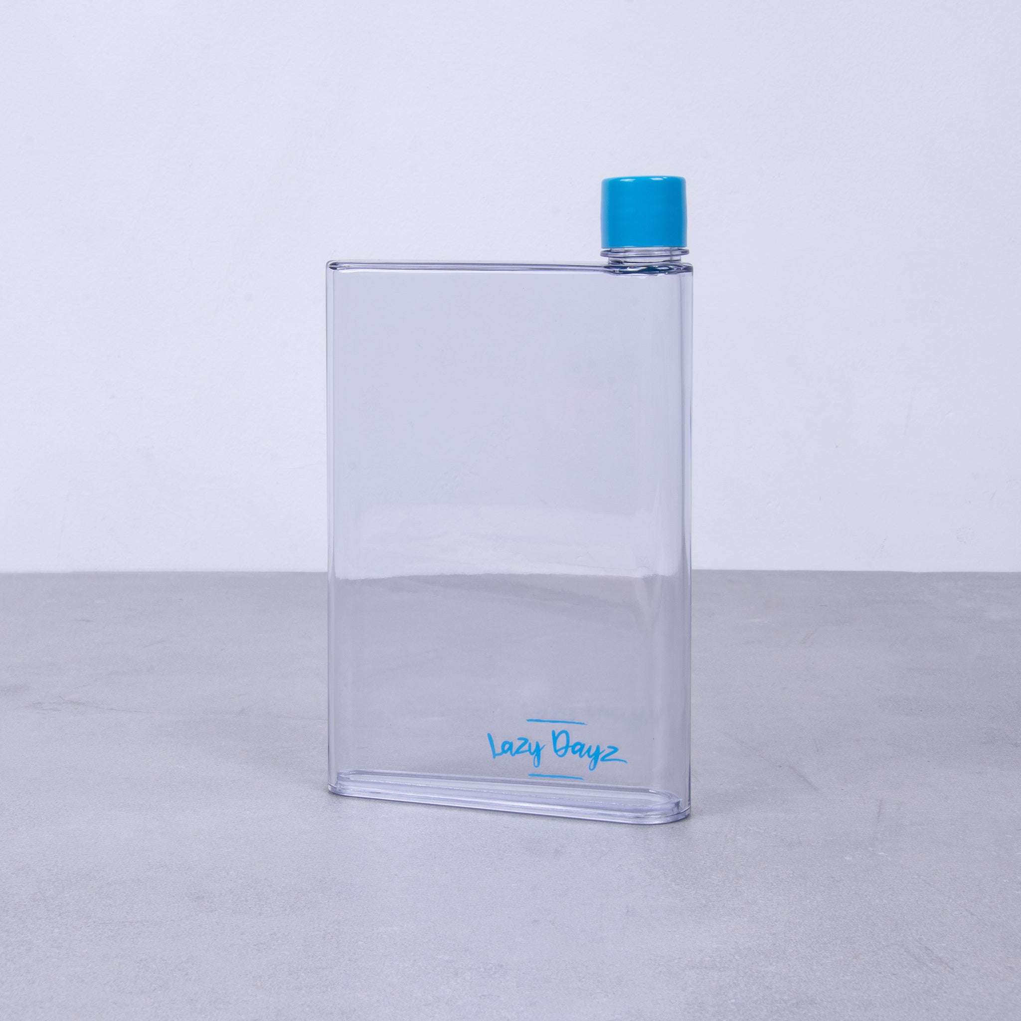 Flat Bottle 380ml - Lazy Dayz