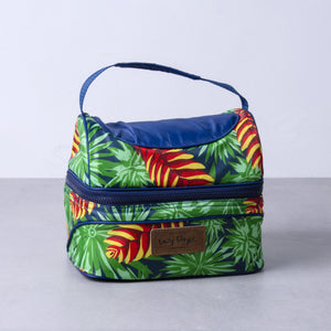 Deluxe Lunch Cooler - Mossman,Makena - Lazy Dayz