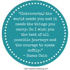 The Power of Introverts, Susan Cain