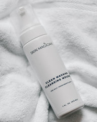 Clean Machine Cleansing Mousse