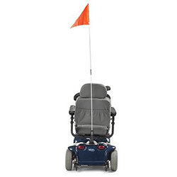 Invacare Scooter Safety Flag - scootersdirectcanada