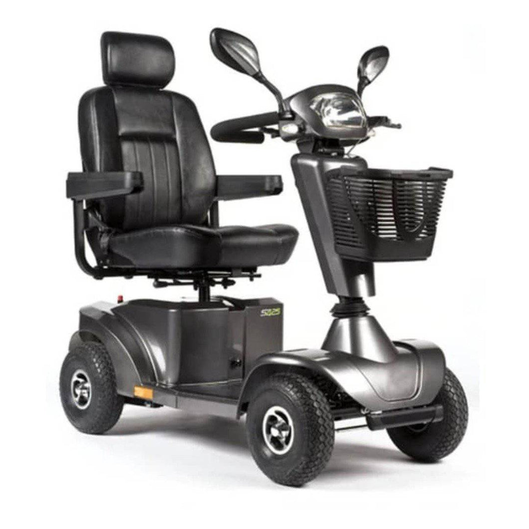 Fortress S425 4-Wheel Mobility Scooter - scootersdirectcanada