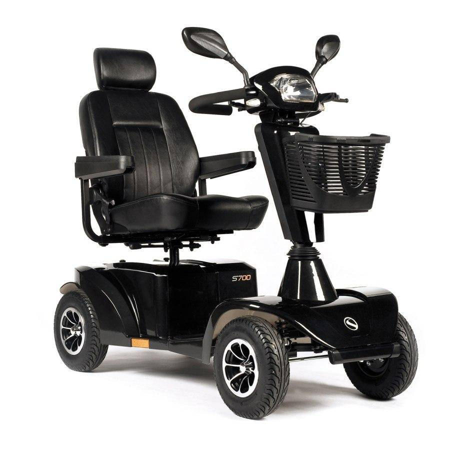 Fortress S700 4-Wheel Mobility Scooter - scootersdirectcanada