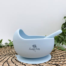 Load image into Gallery viewer, Silicone Bowl & Spoon Set