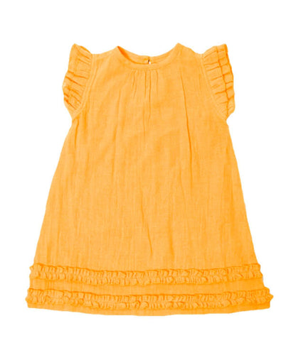 Cap Sleeve Dress - Marmalade
