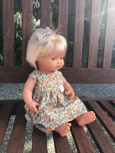 Miniland Dress or Romper - Marigold