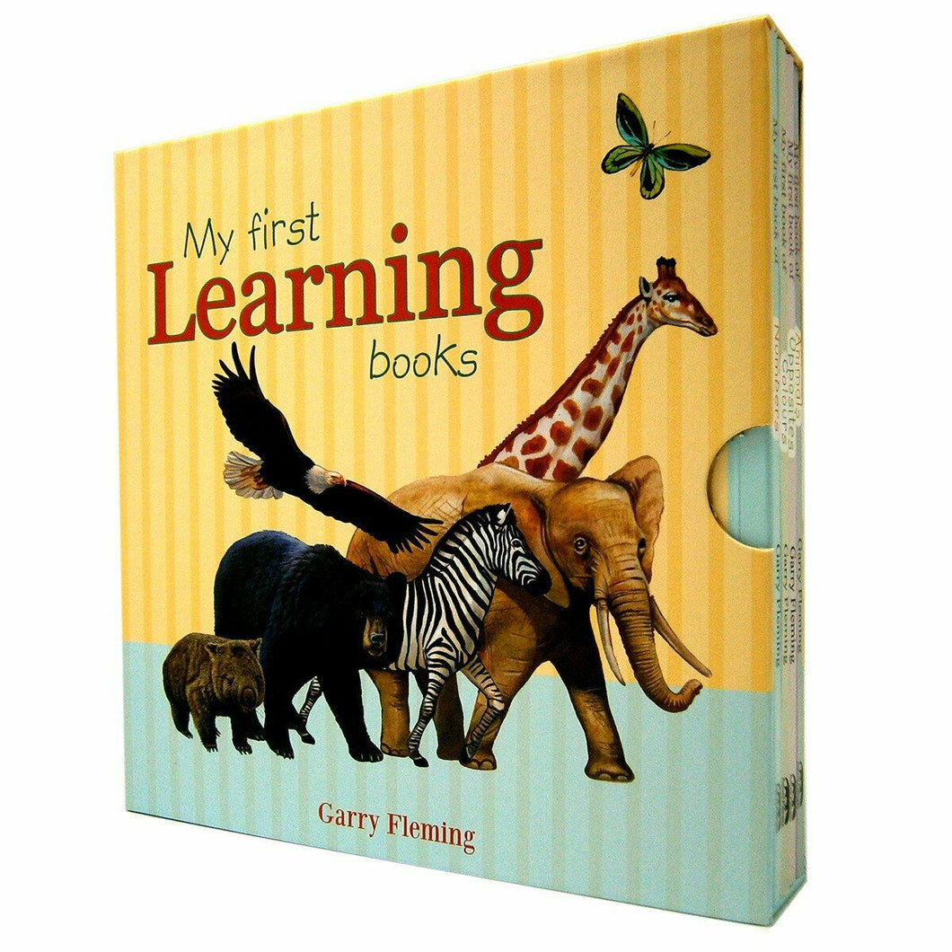 My First Learning Books by Garry Fleming