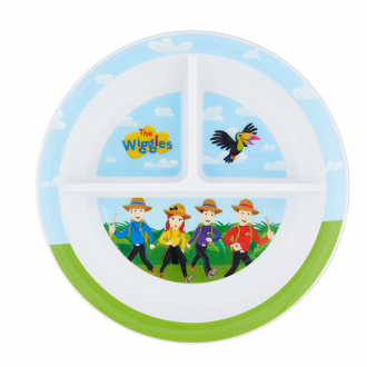 The Wiggles Safari Section Plate