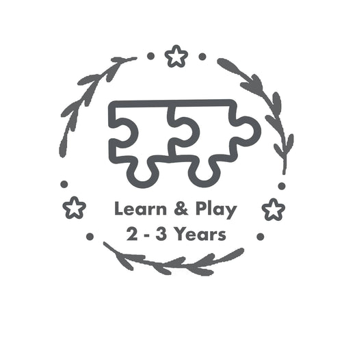 Learn & Play Subscription Box - 2 - 3 Years