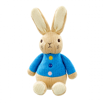 Beatrix Potter: Peter Rabbit Made With Love Knit