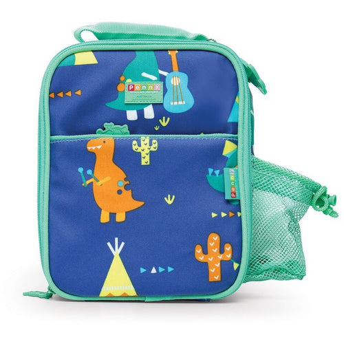 Bento Cooler Bag - Dino Rock