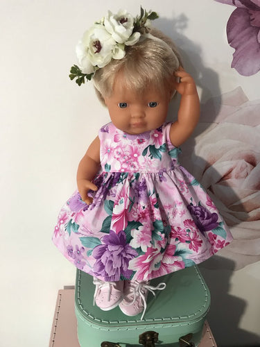Miniland Dress - Summer Floral