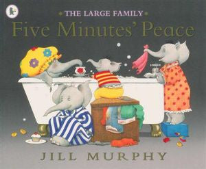 The Large Family - Five Minutes Peace