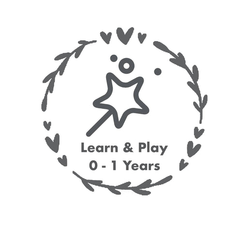 Learn & Play Subscription Box - 0 – 1 Years