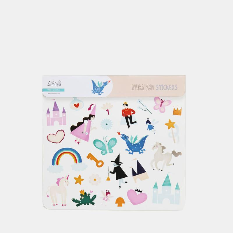 PLAYPA Large Stickers  - Fairy Tale