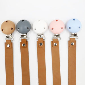 Leather Dummy Clips