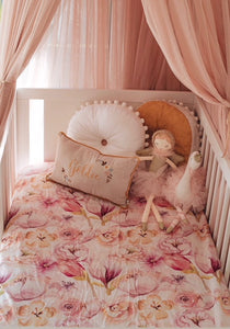 Couture Cot Sheet