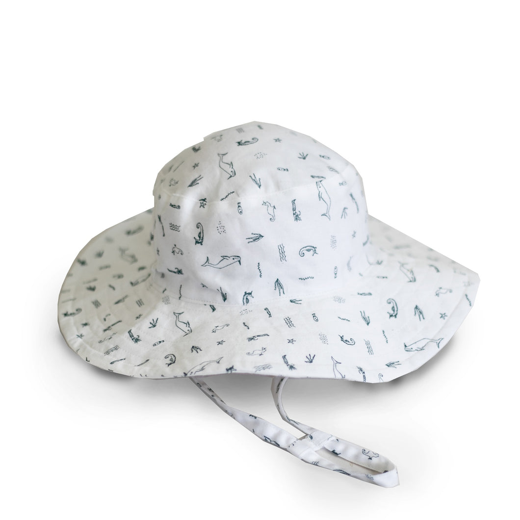 Under The Sea Sun Hat