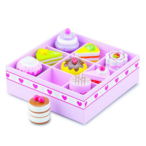 Petit Four Cake Set