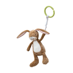 Guess How Much I Love You -  Nutbrown Hare Jiggle Pram/Carseat Toy