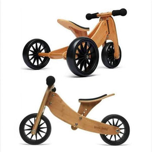 Tiny Tot 2-in-1 Trike - Bamboo