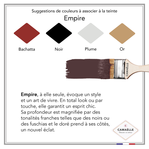 Peinture Color'Mat Empire