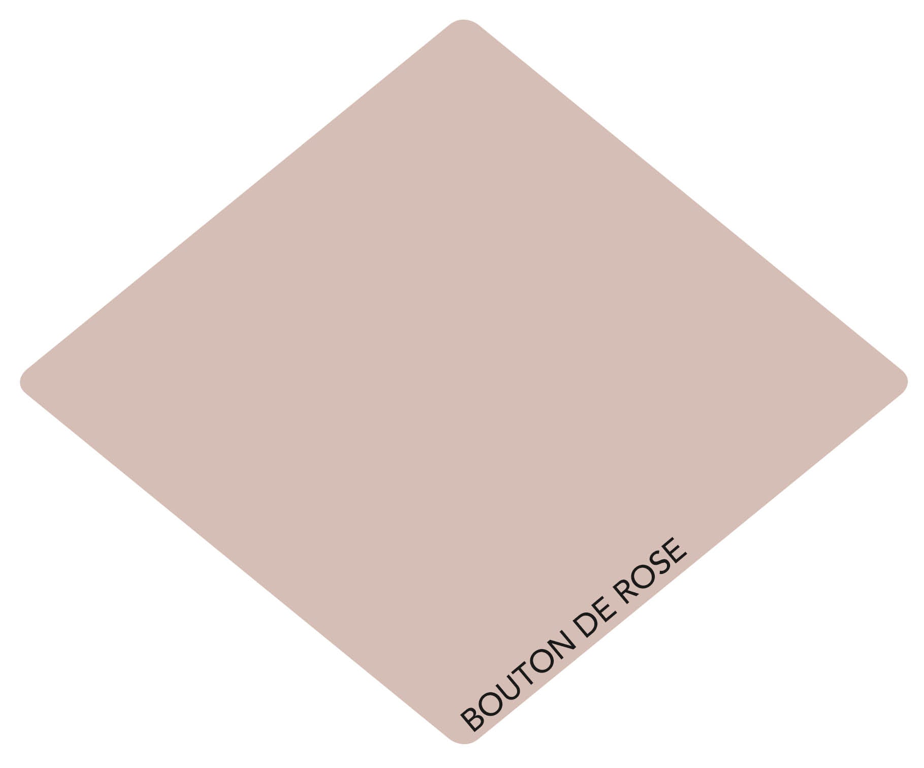 Peinture Color'Velours Bouton de Rose