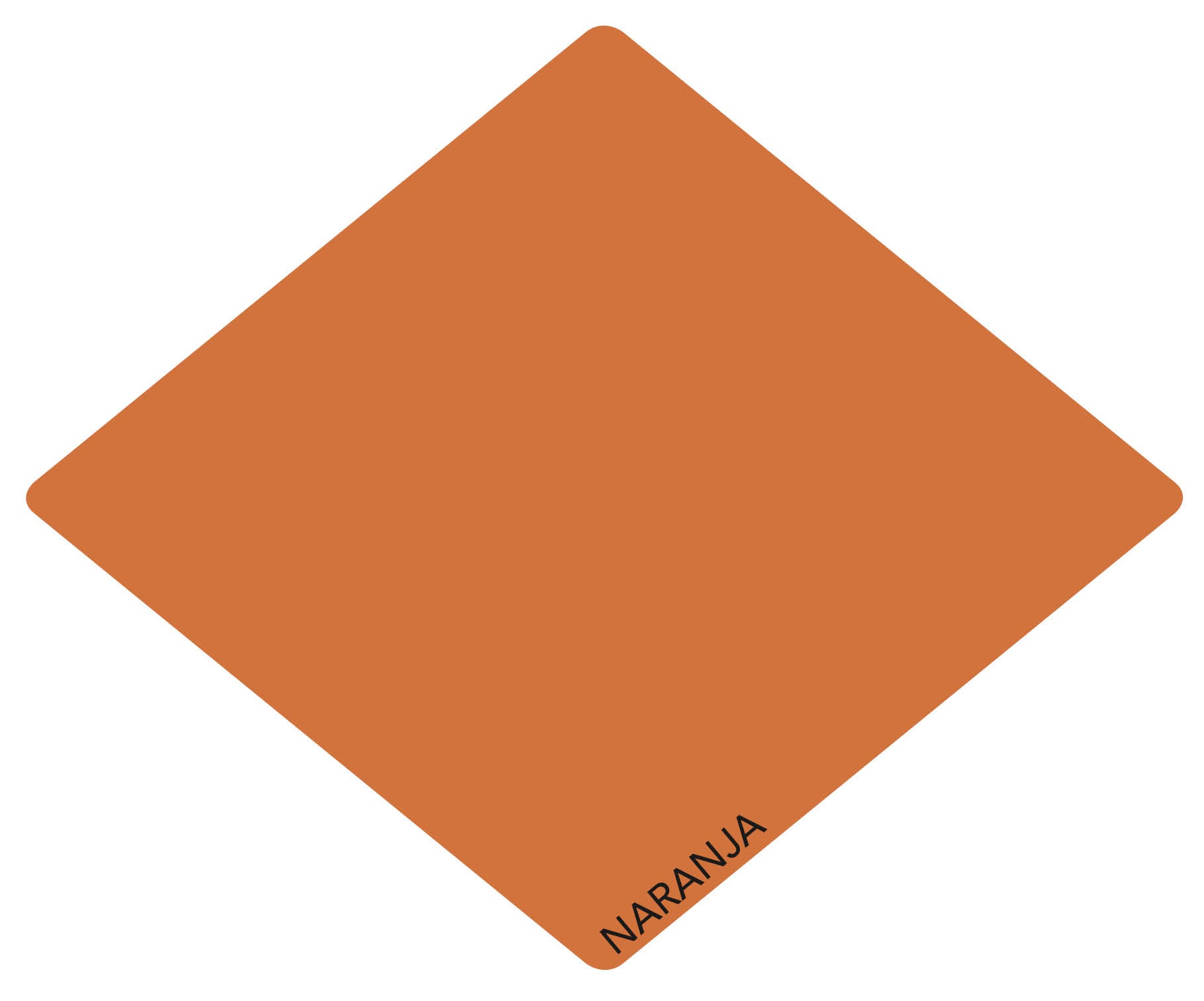 Peinture Color'Velours Naranja