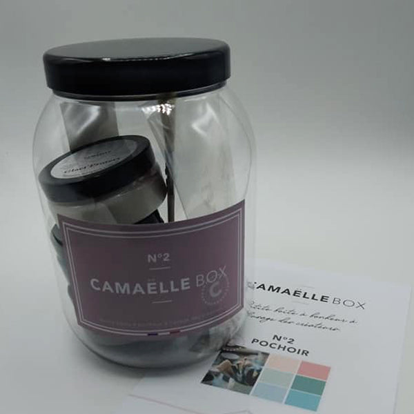 Camaëlle Box N°2 - Bulles d'Air